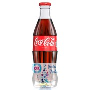 Coca-Cola 0,33л в стекле - 12шт. в упаковке