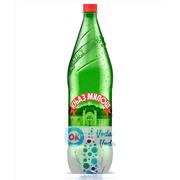 Knjaz Milos 1,5 - минеральная природная вода в упаковке и пластике - 6 шт.