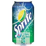 Sprite (Спрайт) 0,33л в банке - 24шт. в упаковке