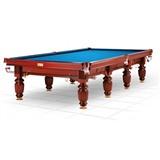Бильярдный стол для снукера «Dynamic Millenium» 12 ф (махагон), интернет-магазин товаров для бильярда Play-billiard.ru