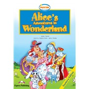 alice's adventures in wonderland reader teacher's book - книга для учителя