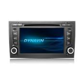 Штатное головное устройство Dynavin для AUDI A4 B7 2004-2007, AUDI A4 Avant (B7) 2004-2007, AUDI A4 Кабриолет (B7) 2006-2009, SEAT EXEO(3R) 2009- SEAT EXEO ST(3R) 2009
