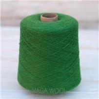 Пряжа Colibri Зелёный 02, 400м/50г, 100%, бэби альпака