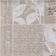 Ткань HERMITAGE 001 LIN