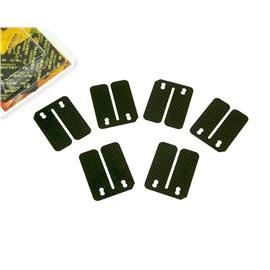Лепестки Malossi [Carbon] - Minarelli / Piaggio