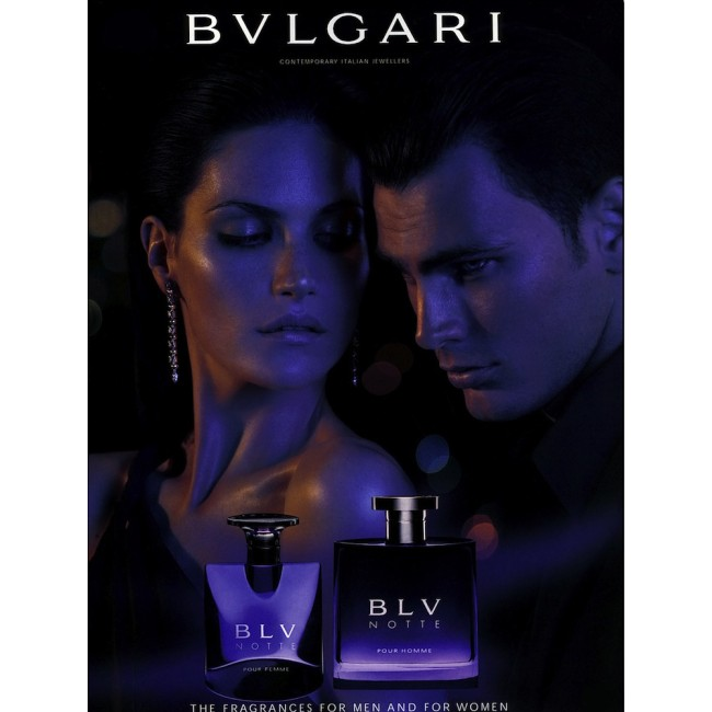купить Bvlgari Notte 100ml недорого в интернет магазине Boom Parfum