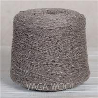 Пряжа Твид-мохер Шип 2702, 200м/50г Knoll Yarns, Mohair Tweed, Thorn