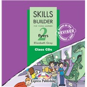 skills builder flyers 2 revised format 2007 class cd's (set 2)