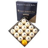 Комплект шаров 67 мм «Super Aramith Pro Tournament», интернет-магазин товаров для бильярда Play-billiard.ru