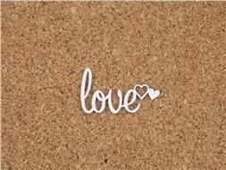 love с сердечками