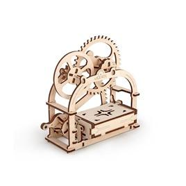 UGears 3D-пазл механический UGears - Механическая шкатулка