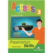access 3 presentation skills teacher's book - книга для учителя