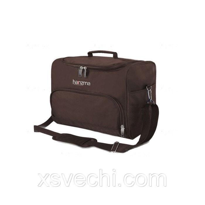 Сумка для инструментов 24 х 22 х 20,5 см, цвет коричневый (h10940-04)