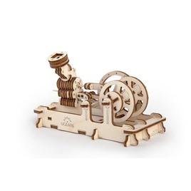 UGears 3D-пазл механический UGears - Пневматический двигатель