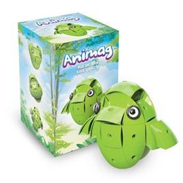 Animag Конструктор детский магнитный Animag Зеленый