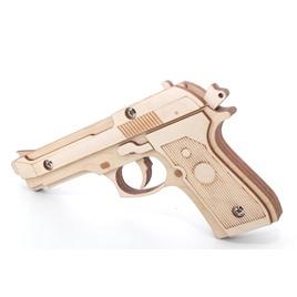 Древо Игр Пистолет-резинкострел Древо Игр Беретта (собранный)