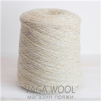 Пряжа Твид Soft Donegal Сливки 5507, 190м в 50 г. Knoll Yarns, Swilly