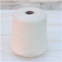 Пряжа Colibri Белый 10, 400м/50гр., 100%, бэби альпака