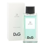 Dolce & Gabbana 21 LE  FOU 100ml