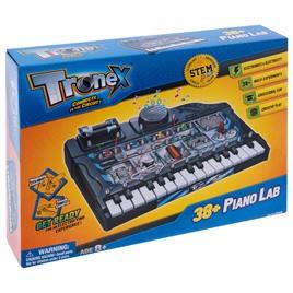 Amazing Toys Набор Tronex: 38 музыкальных экспериментов с пианино. Электронный конструктор (32038: Amazing Toys)
