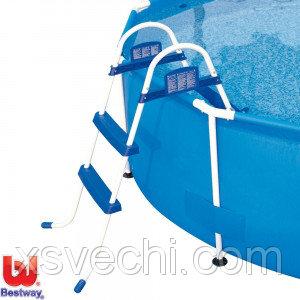 Лестница для бассейна Bestway 58046, 76 см