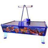 Wik Аэрохоккей «Beavers vs Bears» (238 х 128 х 83 см, цветной, жетоноприемник), интернет-магазин товаров для бильярда Play-billiard.ru