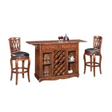"""Барный стол """"Norman"""" (на колесах), интернет-магазин товаров для бильярда Play-billiard.ru"""