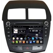 Штатное головное устройство DAYSTAR DS-7064HD ДЛЯ Mitsubishi ASX ANDROID 4.4.2