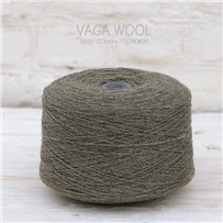 Пряжа Lambswool Галька 273, 212м/50г., Knoll Yarns, Pebble