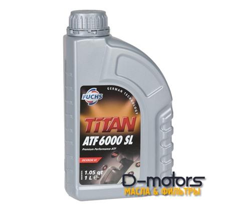 FUCHS TITAN ATF 6000 SL (1л.)