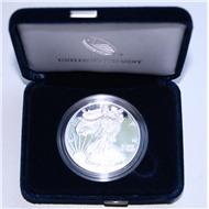 США серебро либерти унция 2014 пруф 1 доллар