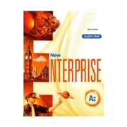 New Enterprise A2. Teacher's book (international). Книга для учителя