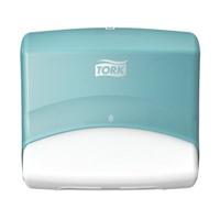 Настенный диспенсер Tork для протирочных материалов в салфетках (W4)