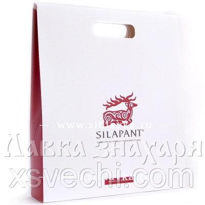 Подарочный набор «SILAPANT» №4 Молочко для тела + фитокрем для рук + фитокрем для ног