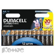 Батарея DURACELL АА/LR6-12BL TURBO Max бл/12