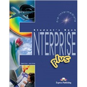 enterprise plus pre-int. student's book - учебник