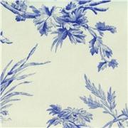 Ткань M-MUSEE BLUE