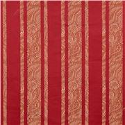 Ткань MOSAIC STRIPE 83 RED