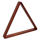 Треугольник 68 мм (дуб, коричневый), интернет-магазин товаров для бильярда Play-billiard.ru