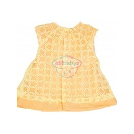 Платье гипюр для девочки