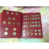 Коллекция монет регулярного чекана 1991-2014