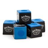 "Мел ""Jack Daniel's"" синий (6 шт), интернет-магазин товаров для бильярда Play-billiard.ru"