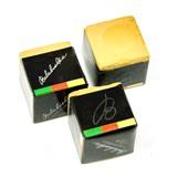 "Мел ""Balabushka"" (3 шт) желтый, интернет-магазин товаров для бильярда Play-billiard.ru"
