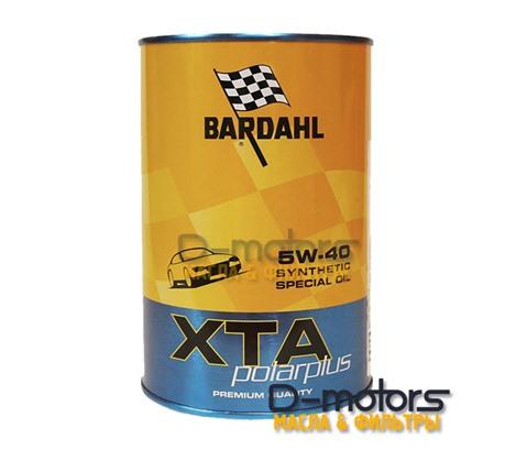 Bardahl XTA polarplus 5W-40 (1л)