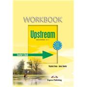 upstream beginner teacher's workbook - рабочая тетрадь, вариант для учителя
