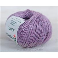 Пряжа Gepard Garn Loden 637 Light pink (нежно-розовый), 110м/50гр
