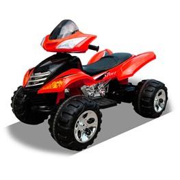 Квадроцикл Е005КХ, красный
