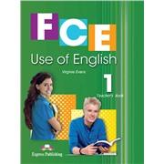 fce use of english 1 teacher's book - книга для учителя (new revised)