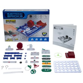 Electronic Blocks Набор экспериментов: радио, свет, НЛО. Электронный конструктор (YJ188170438: Union Vision)