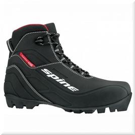 Ботинки лыжные NNN SPINE Technic 95, интернет-магазин Sportcoast.ru